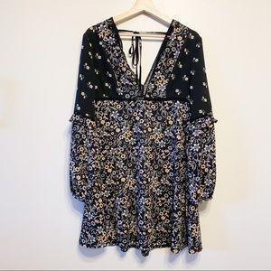 Boohoo Bohemian Dress Size 10